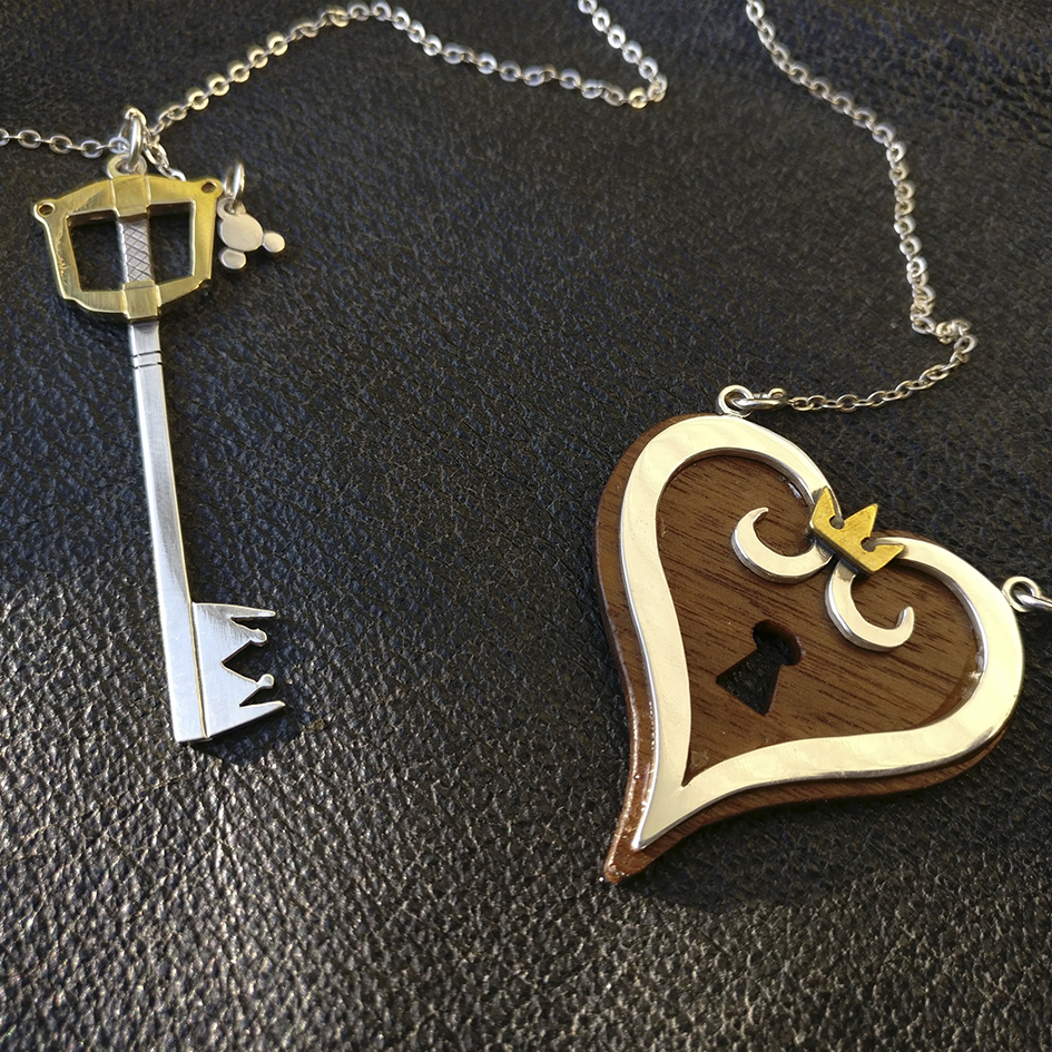Kingdom hearts keyblade